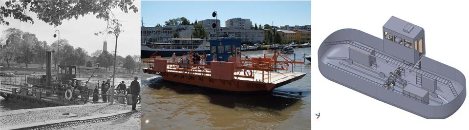 Ferry Suomeksi